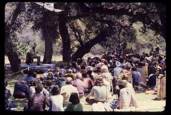 Krishnamurti Public Talk at the Grove
