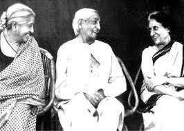 Krishnamurti and friends